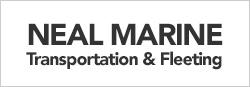 Neal Marine logo