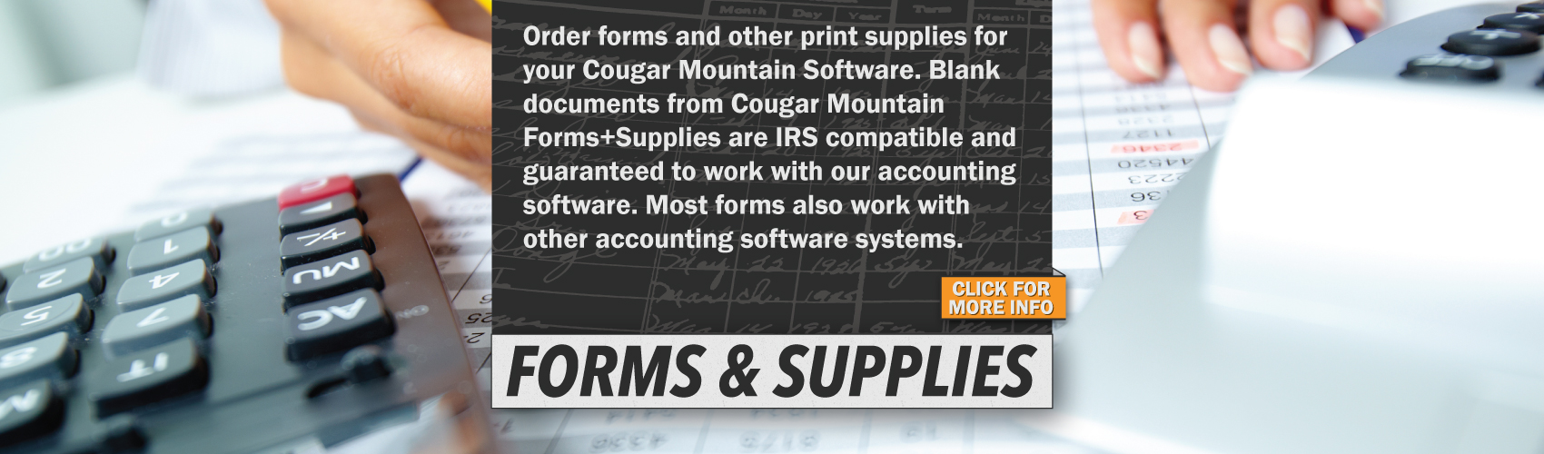 Forms & Supplies