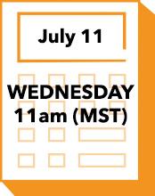 July 11 Webinar